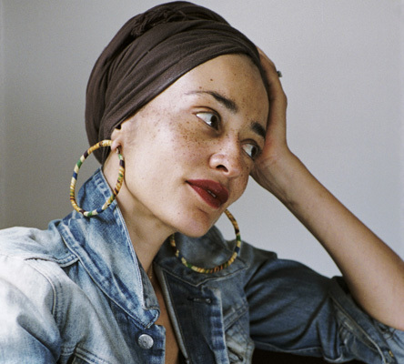 Zadie Smith (© Dominique Nabokov)